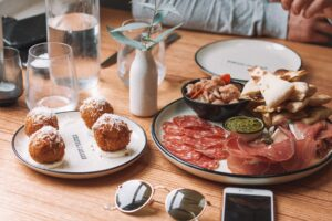 Delicious Tapas in Andalusia