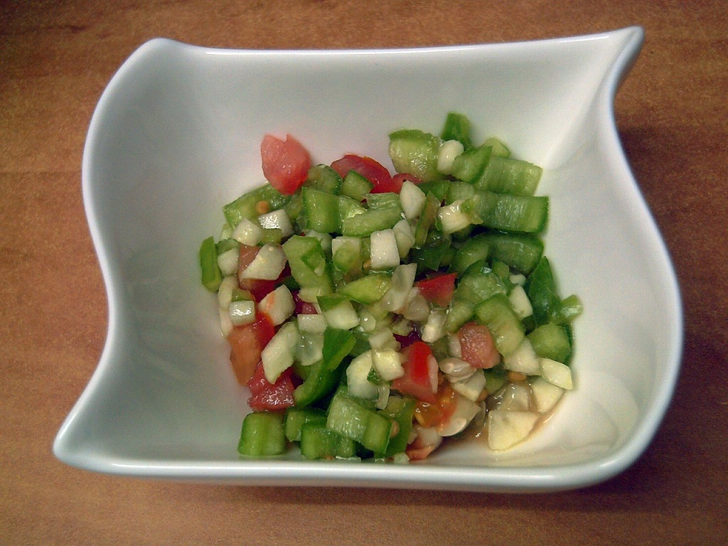 simple everyday salad