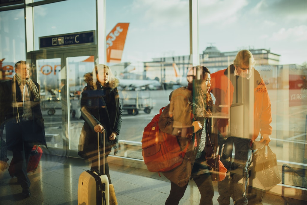 Useful phrases for travelers on arrival
