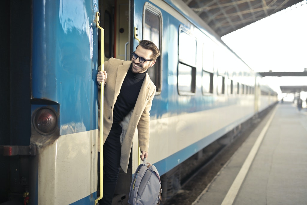 Useful phrases for travelers on train