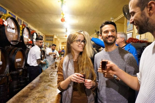 wine and tapas food tour by ohmygoodguide