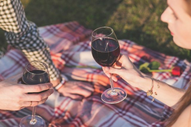 Telling stories: important thing for our perfect wine tasting at home