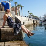 Proffesional photoshooting in the port