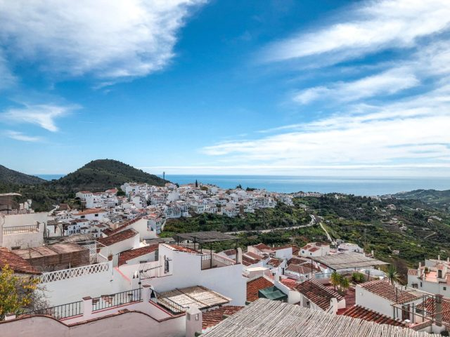 The white villages of our rural spain holidays