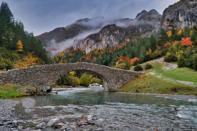 Catalan pyrenees: amazing location of our rural spain holidays
