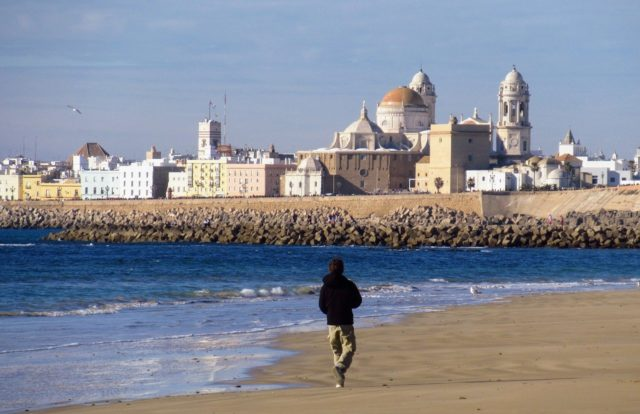 Cadiz: one of our spanish coastline town