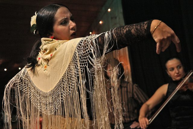 What is Andalusia famous for? Flamenco dance & music