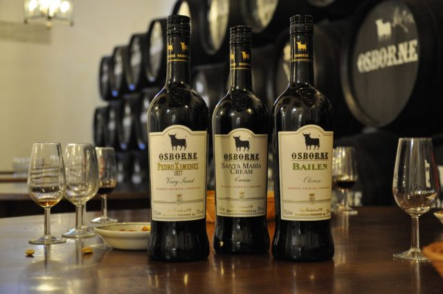 What is Andalusia famous for? Sweet wines: Jerez or Sherry