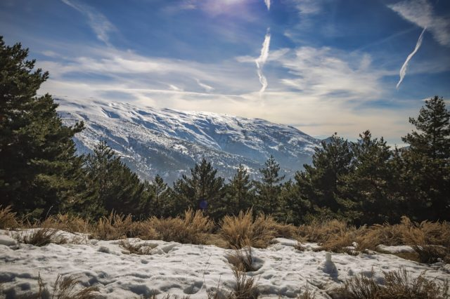 Famous Natural Parks in Andalusia: Sierra Nevada