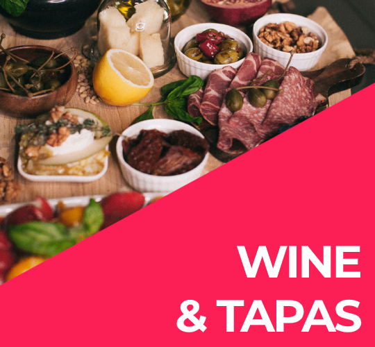 WINE AND TAPAS SEVILLE