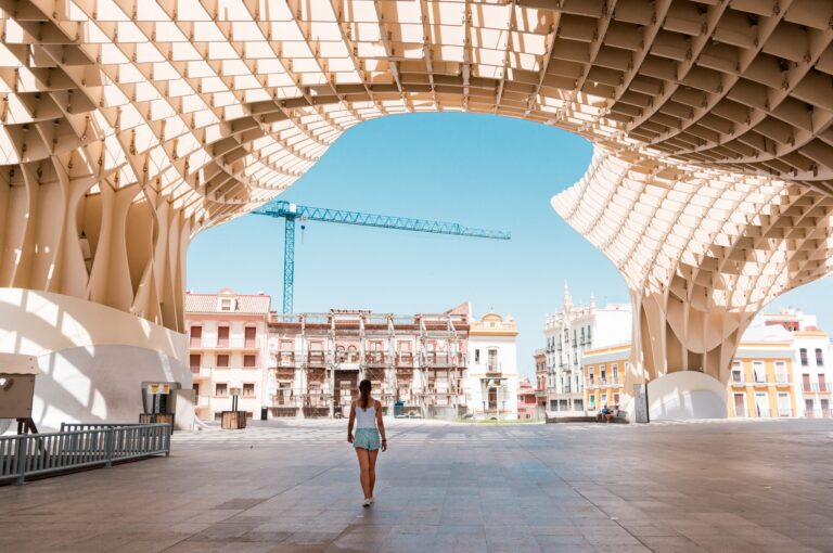 best things to do in seville: join a city tour