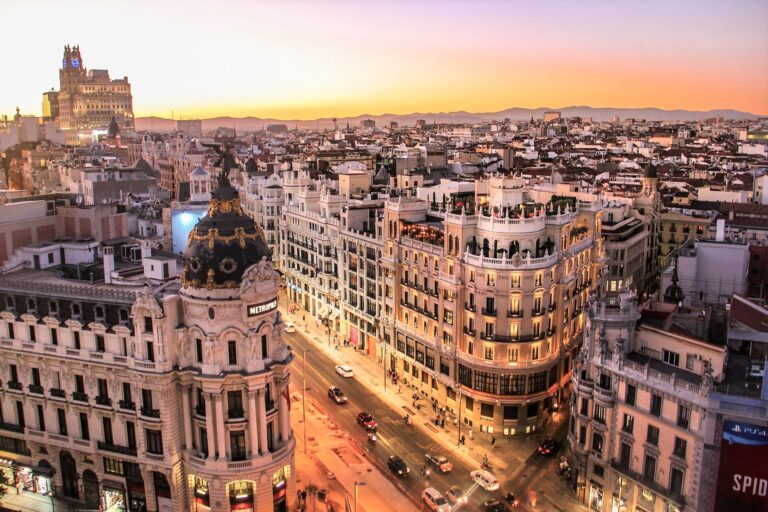 best things to do in madrid: Oh My Good Guide walking city tours