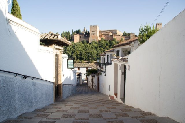 alhambra: one of the TOP 10 things Andalusia is famous or known for