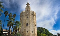 Seville tower at day